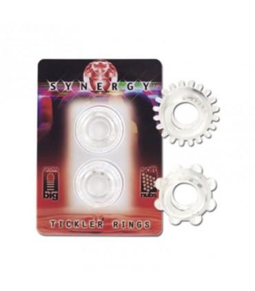 SYNERGY TICKLER RINGS