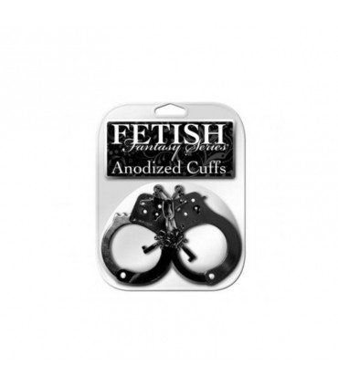 FETISH FANTASY SERIES ANODIZED CUFFS