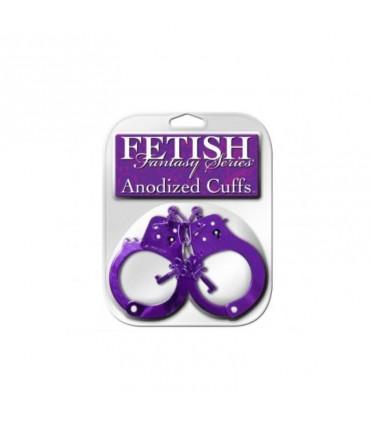 FETISH FANTASY SERIES ANODIZED CUFFS