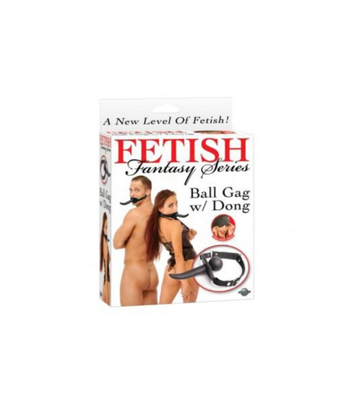 BALL GAG WITH DONG
