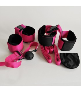 Pink Passion Bondage Kit