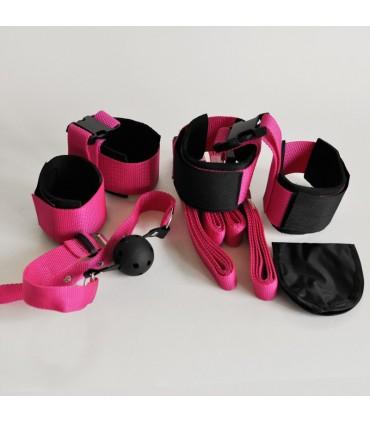 Pink Passion Bondage Kit