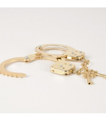 Metal Cuffs Gold