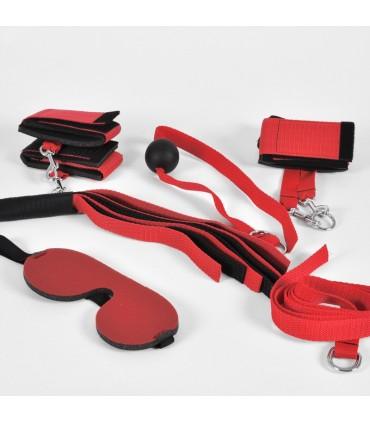 Red Giant Bondage set