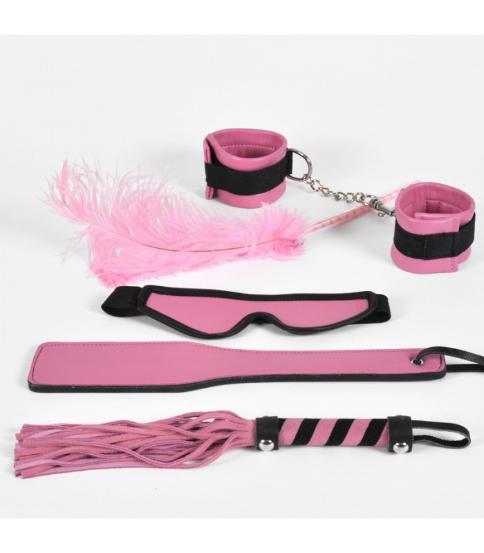 Fetish Set pink